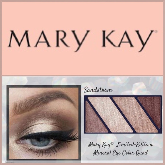 Mary Kay Mineral Eye Color Quad Sandstorm 6b6b50c340d5d